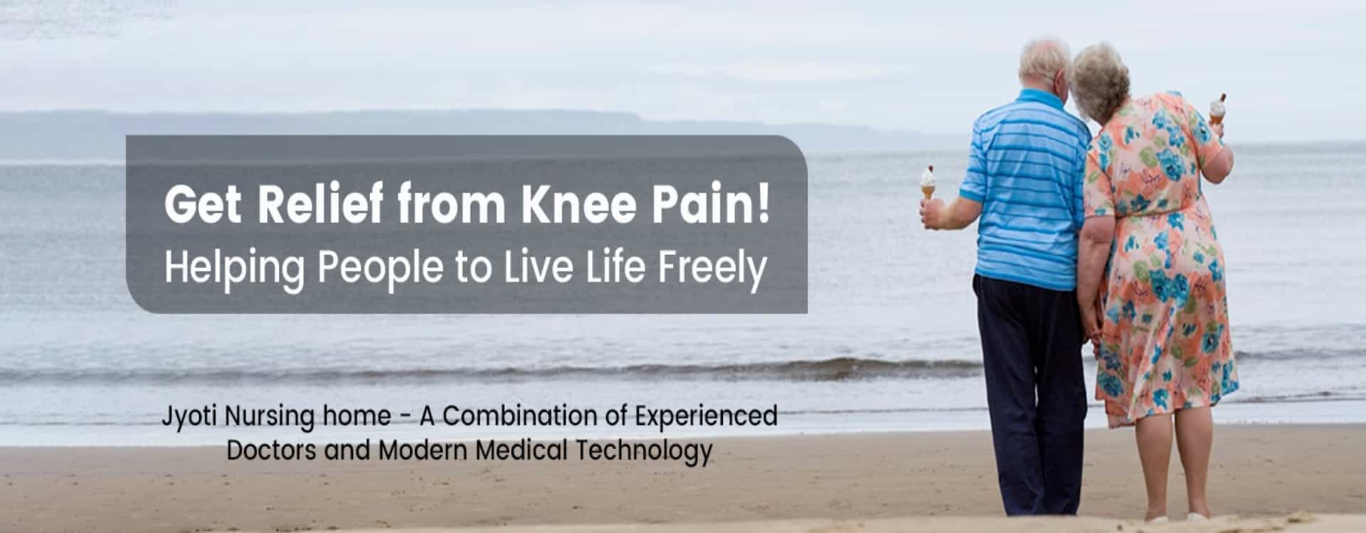 Get Relief from Knee Pain
