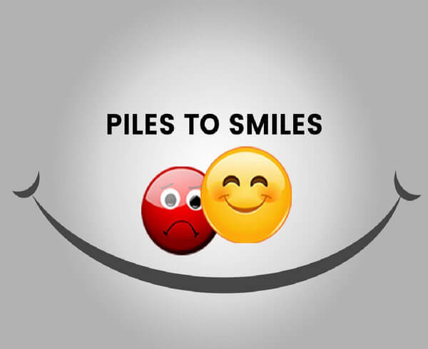 Piles To Smile